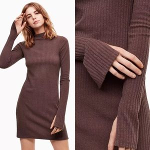 Aritzia Wilfred Free Auberge Pontes Dress Medium
